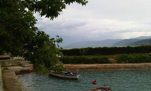Eğirdir Gölü