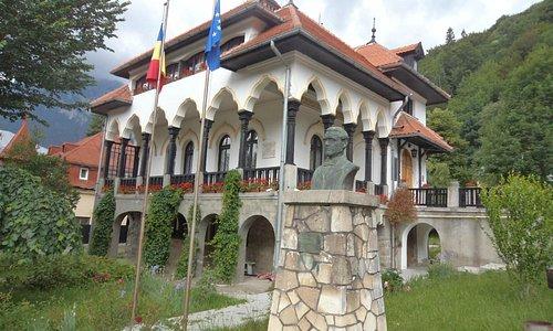 Haus des rumanischen Schriftstellers