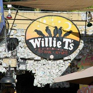 Willie t's cafe en key west een aanrader!