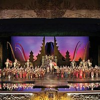 Curtain Call of Bali Agung Show