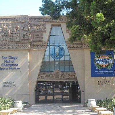 exterior do museu