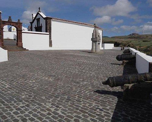 Forte de São Brás em Santa Maria
