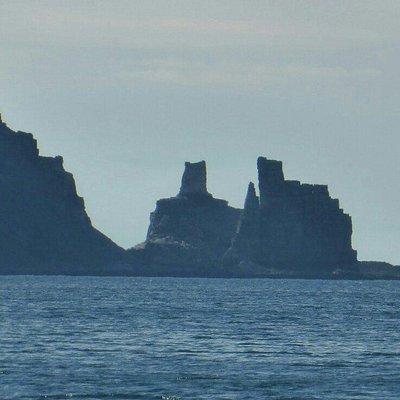 Bilde tatt fra Kjøllefjord.