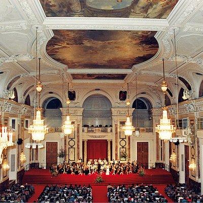 Wiener Hofburg Orchester Festsaal