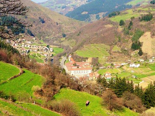 Monasterio de Corias y su entorno