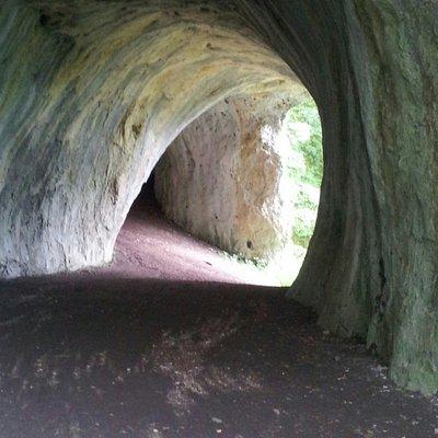 """Höhle """"Große Scheuer"""""""