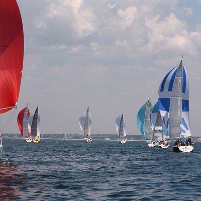 Sailing in the Black Sea