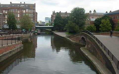 Nottingham Castle Wharf Canalside
