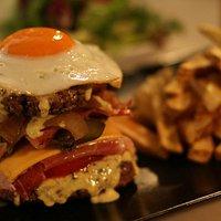 The Big Bully Burger