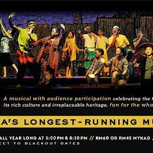 The Story Of Kuala Lumpur: MUD The Musical