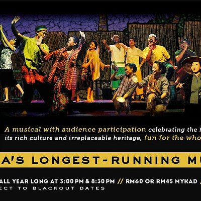 The Story Of Kuala Lumpur: MUD The Musical