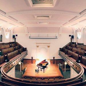 Tabernacle Auditorium Concert Hall