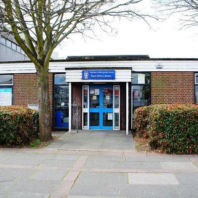 Kent Elms Front Entrance