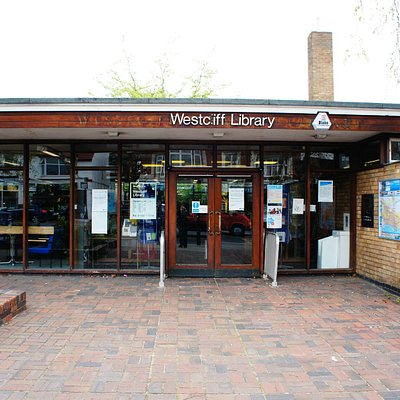 Westcliff front entrance