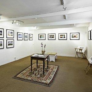 Fairhurst Gallery Space
