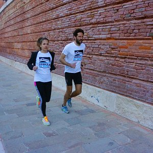 Running tours in Venice