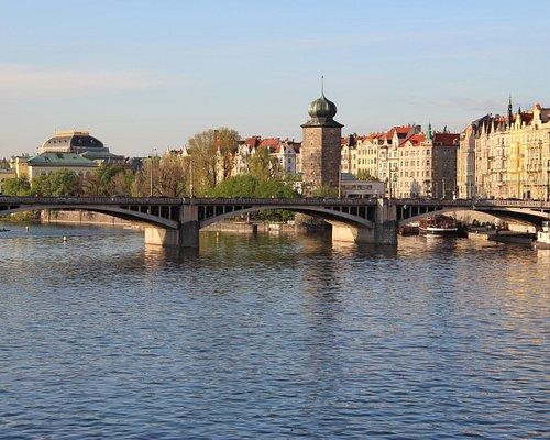 Vltava Water Tower & Manes Gallery