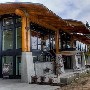 The new winery and tasting room facility