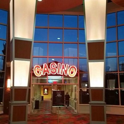 Entrance to the boarding ramp to the casino !
