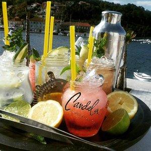 candela fresh cocktails