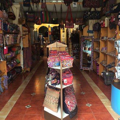 Tienda de Artesania de Alta Calidad.