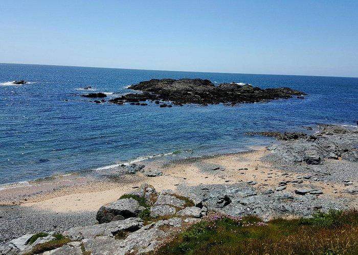 View nr Trearddur Bay Bungalows