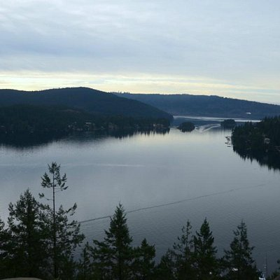 View from Quarry Rock - makes the hike worthwhile !