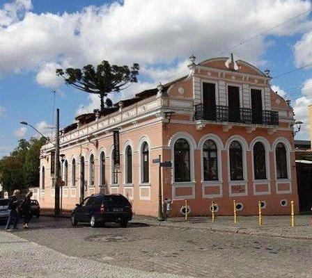 Galeria de Arte Solar do Rosário - Centro Histórico - Curitiba PR