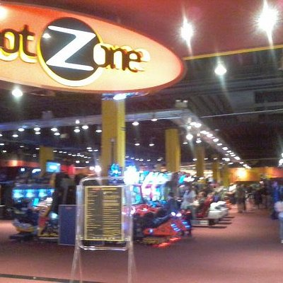 HotZone no Shopping Morumbi