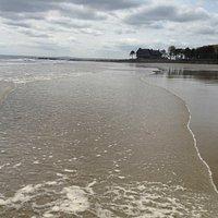 Walk along Parson's Beach
