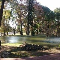 parque generral paz-  laguna