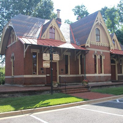 Rockville B&O Railroad Station