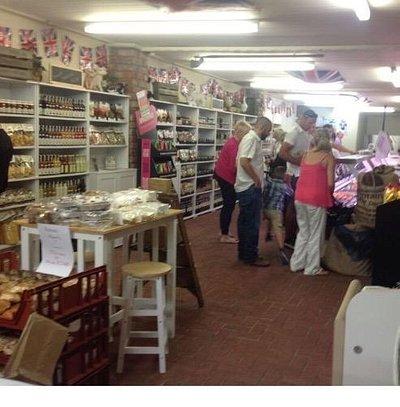 Dahlia's Farm Shop