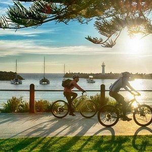 Wollongong Blue Mile cycleway