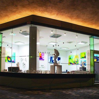 Jaksic gallery in Split