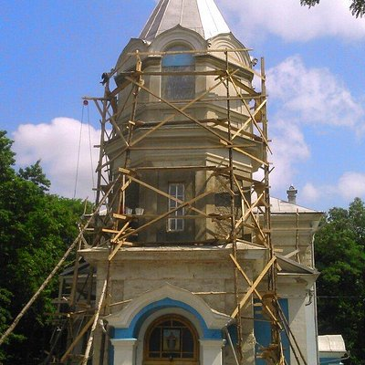 Intersession (Pokrovska) Church