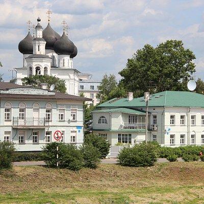 Храм во имя Святителя Николая Чудотворца во Владычной слободе