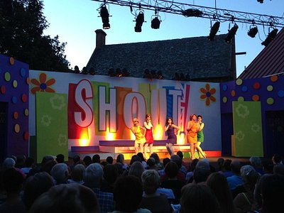 "Twilight at ""SHOUT! The Mod Musical"" July 2014"