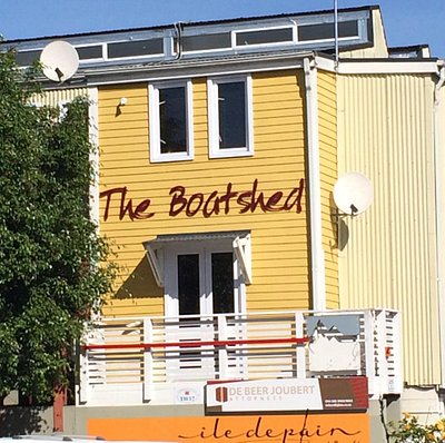 The Boatshed's views and facilities
