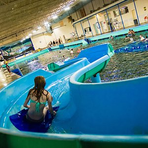 """""""The Whale"""" waterslide"""