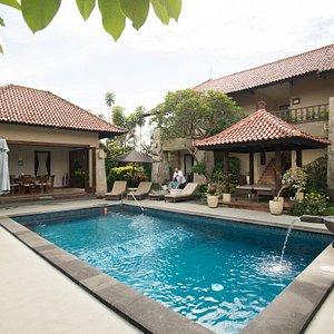 The Pool at the Pondok Ayu