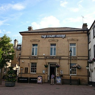 The Oldcourt house turned into a Witherspoon public house