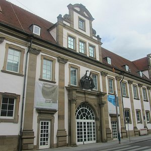 Das Heilbronner Museum - Seite Deutschhofstraße
