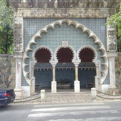 мавританский фонтан