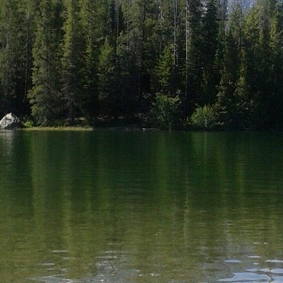June 2015 at String Lake