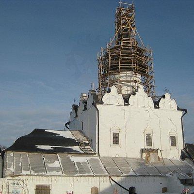 Свияжск, Собор Успения Пресвятой Богородицы