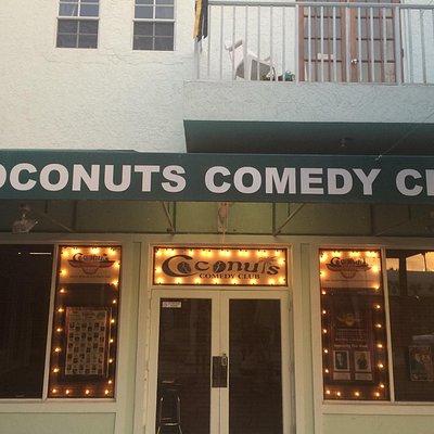 Coconut's Comedy Club