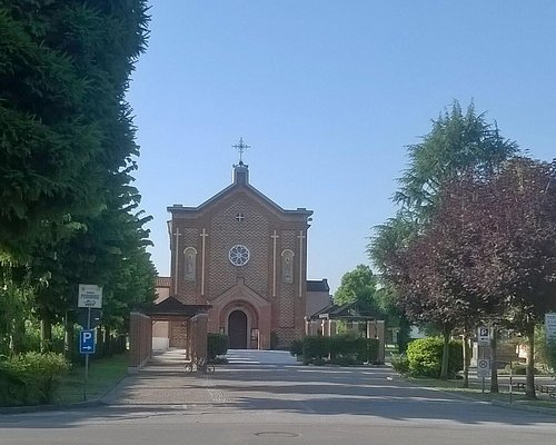 Chiesa moderna di Sant'Agnese