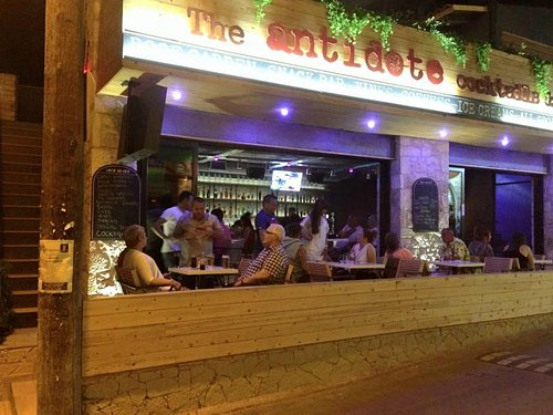 antidote bar