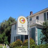 Fischer-Hanlon House, Benicia, CA
